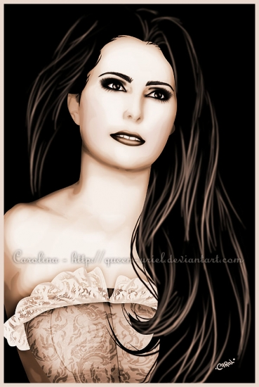 Sharon den Adel by Queen_Mab